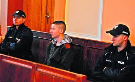 Morderstwo w Drużbicach Kolonii. Kamil D. skazany na 15 lat więzienia