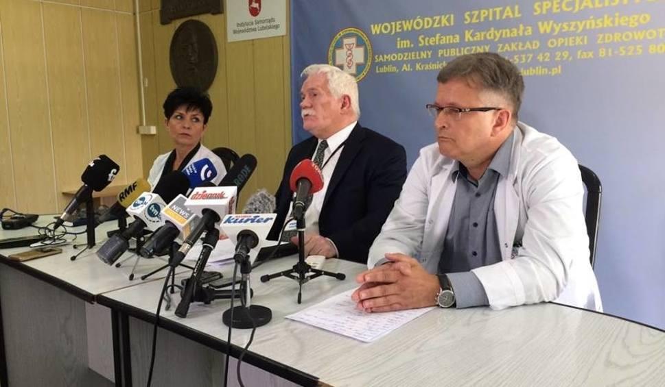 Film do artykułu: 73 pielęgniarki z Kraśnickiej wciąż na zwolnieniach chorobowym. Dyrektor poprosił ZUS o ich kontrolę