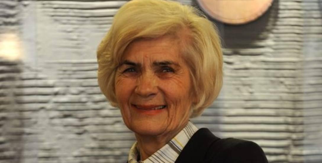 Irena Półtorak - niemal całe życie poświęciła piłce nożnej