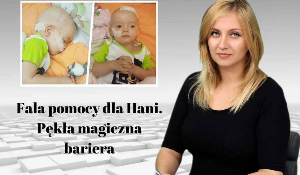 Film do artykułu: WIADOMOŚCI ECHA DNIA. Pomoc dla Hani Terleckiej z Kielc. Pękła magiczna bariera.