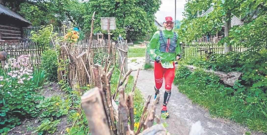 Ultramaratończyk Ze Szczecinka. Wszystko zaczęło się od odchudzania