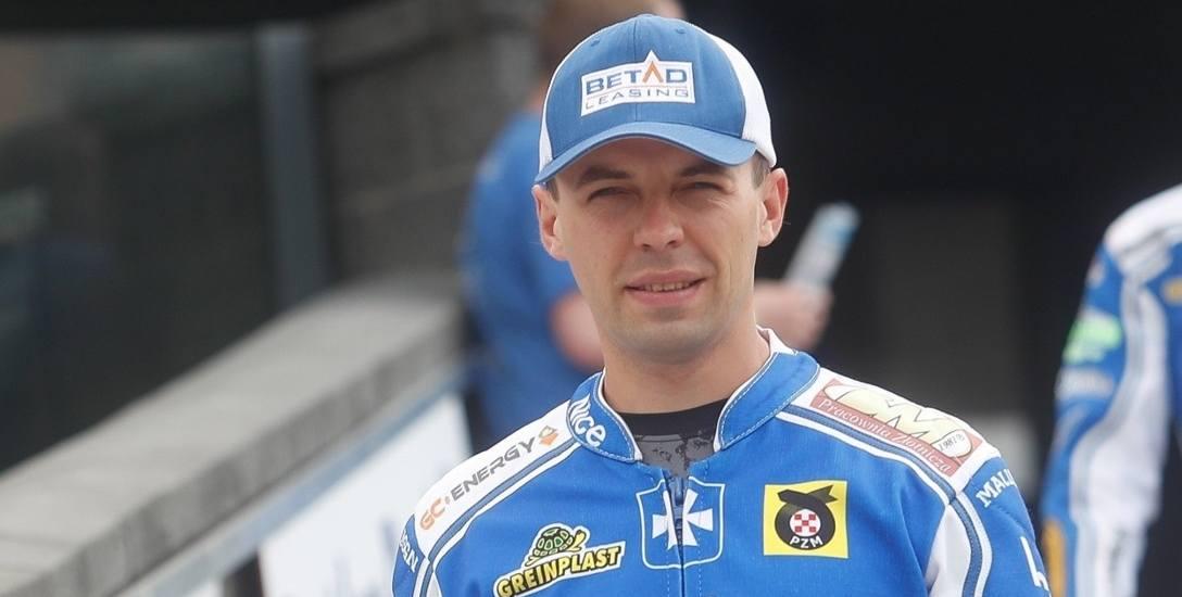 Dawid Lampart ponownie będzie zdobywał punkty dla Rzeszowa