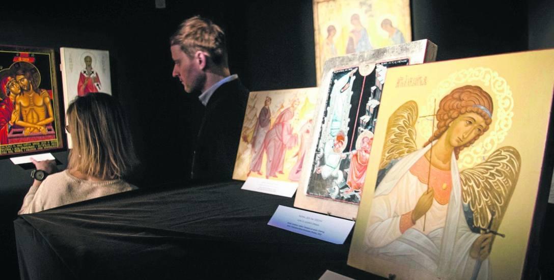 Muzeum Ikon w Supraślu. Współczesne ikony zagościły w XVI-wiecznym monasterze [WIDEO]