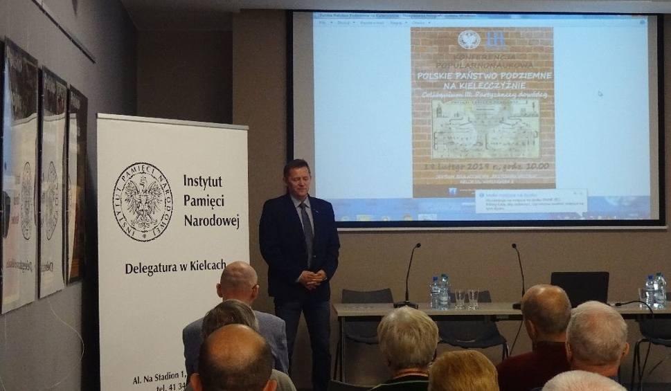 Film do artykułu: Historycy przypomnieli dowódców partyzanckich na Kielecczyźnie