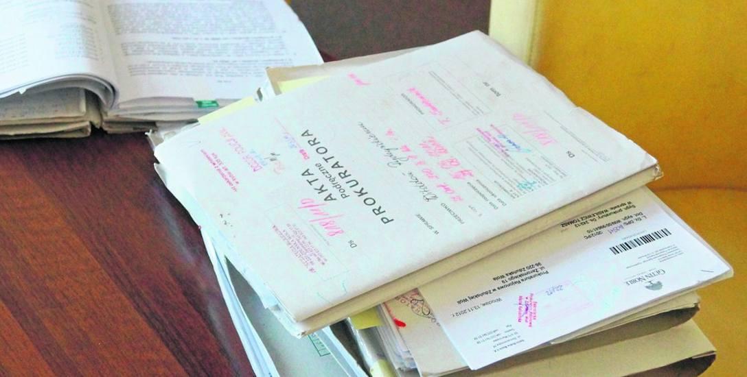 Łódzka prokurator na ławie oskarżonych! Akt oskarżenia liczy 12 tomów
