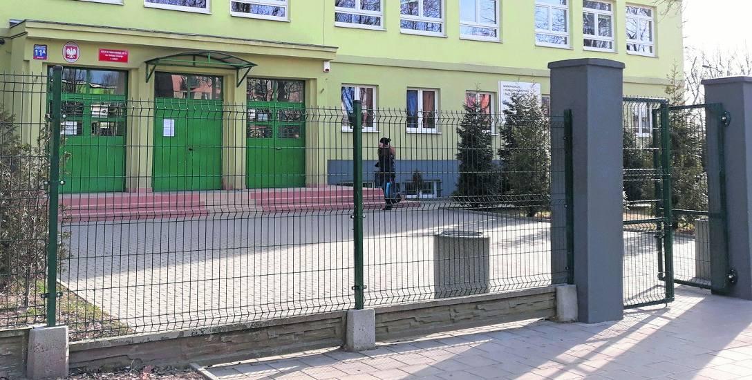 Do zdarzenia doszło w tej szkole.