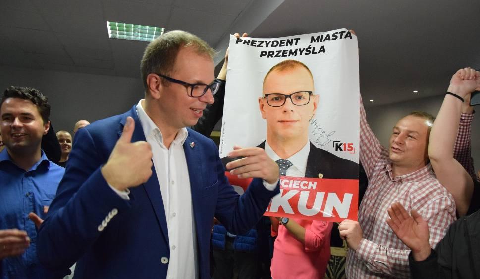 Film do artykułu: To był wyborczy nokaut. Wojciech Bakun nowym prezydentem Przemyśla. Janusz Hamryszczak, kandydat PiS, komentuje porażkę [WIDEO]