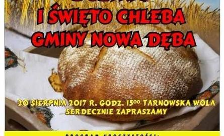 Dożynki i Święto Chleba gminy Nowa Dęba