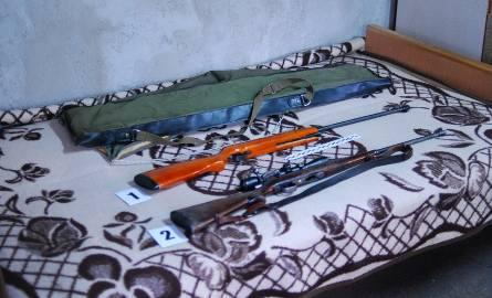 Trzej kłusownicy wpadli z nielegalną bronią i 300 kg dziczyzny (wideo)