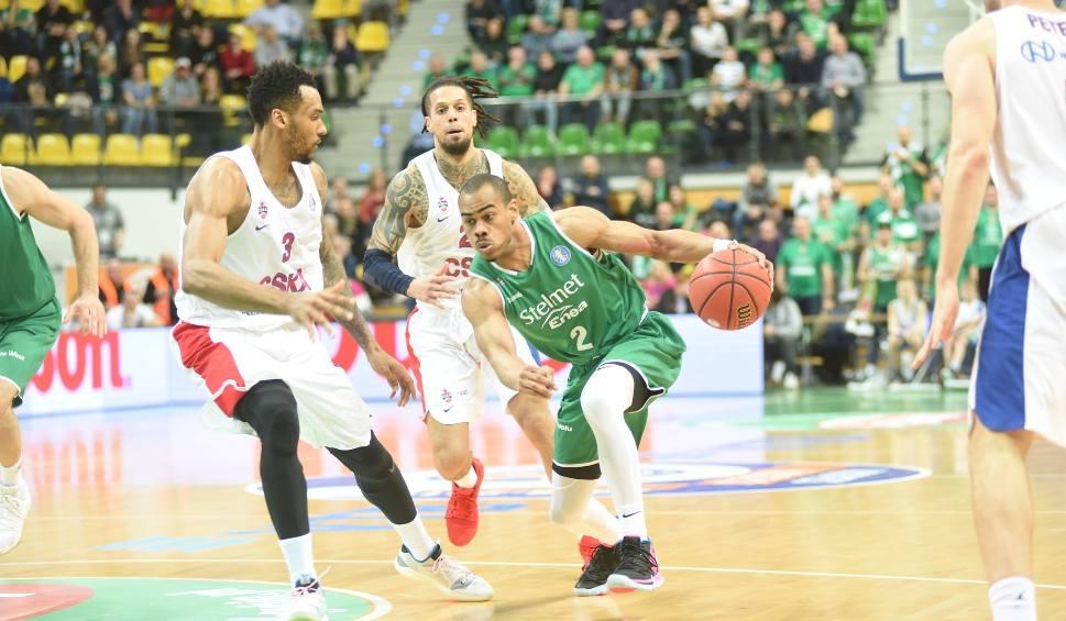 Film do artykułu: Najlepszy koszykarski zespół w Europie w niedzielę zagra w Zielonej Górze!