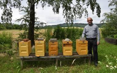 Antoni Ożóg, prezes koła pszczelarzy w Głuchołazach: Trafiliśmy w niszę. Takiej szkoły nie ma na Opolszczyźnie.