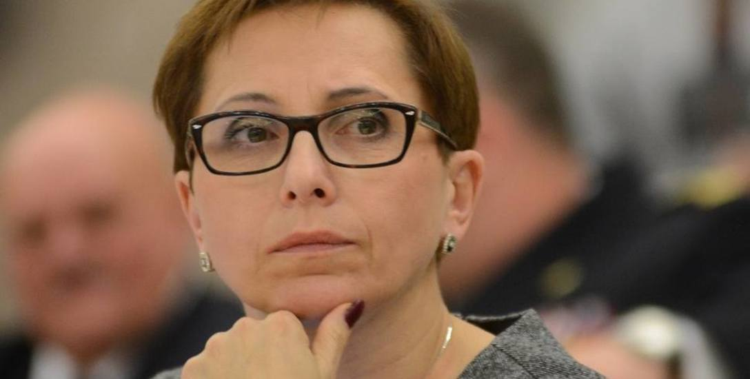 Krystyna Sibińska jest posłanką PO z Gorzowa.