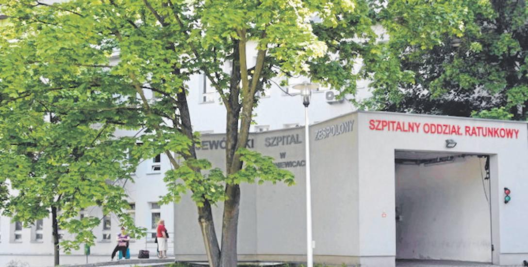Do opisywanych wydarzeń doszło w skierniewickim szpitalu na początku kwietnia
