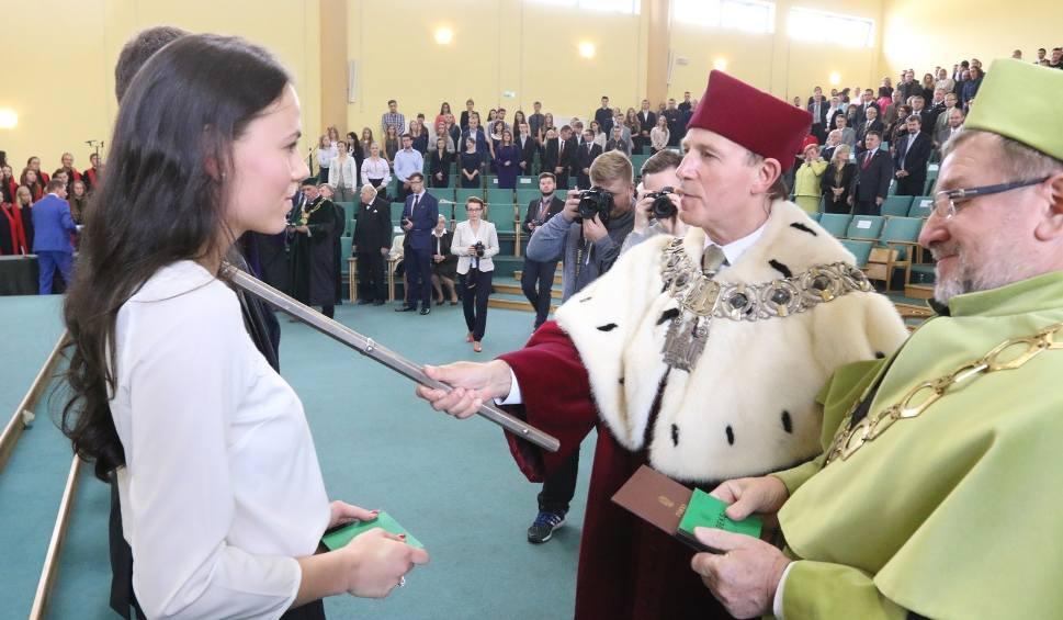 Film do artykułu: Inauguracja roku akademickiego na Uniwersytecie Opolskim