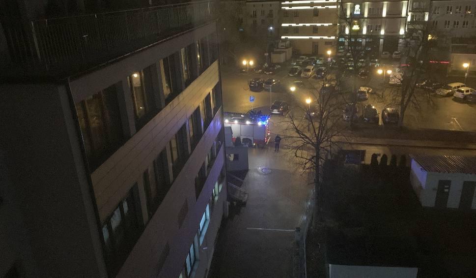 Film do artykułu: Fałszywy alarm w hotelu Esperanto wyrwał gości ze snu