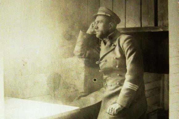W 1918 r. ks. Łuszczki trafił do niewoli austriackiej. Przebywał w obozach w Bustyahaza i Huszt