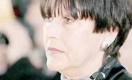 Marzena Kempińska, starosta świecki
