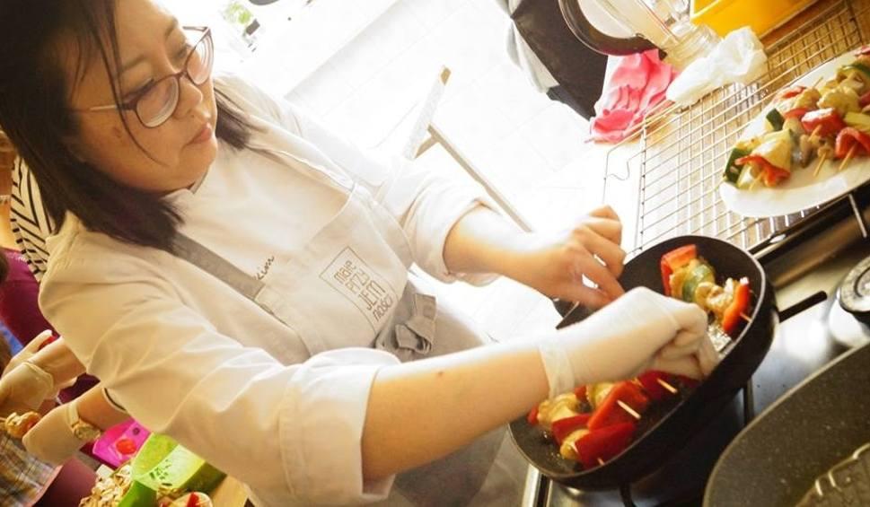 Film do artykułu: Warsztaty kulinarne z mistrzami kuchni w Zespole Szkół Specjalnych. Wyczarowali pyszne potrawy [ZDJĘCIA]