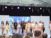 Gala wyborów Miss Polonia Województwa Łódzkiego 2018. Korona trafiła do maturzystki z Kutna [ZDJĘCIA]