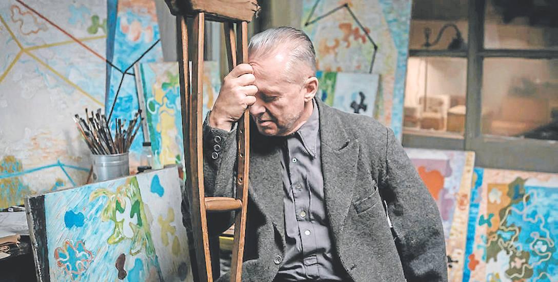 """Bogusław Linda tak promował ostatni film Andrzeja Wajdy """"Powidoki"""", w którym zagrał główną rolę: """"Scenariusz był ch...wy"""""""