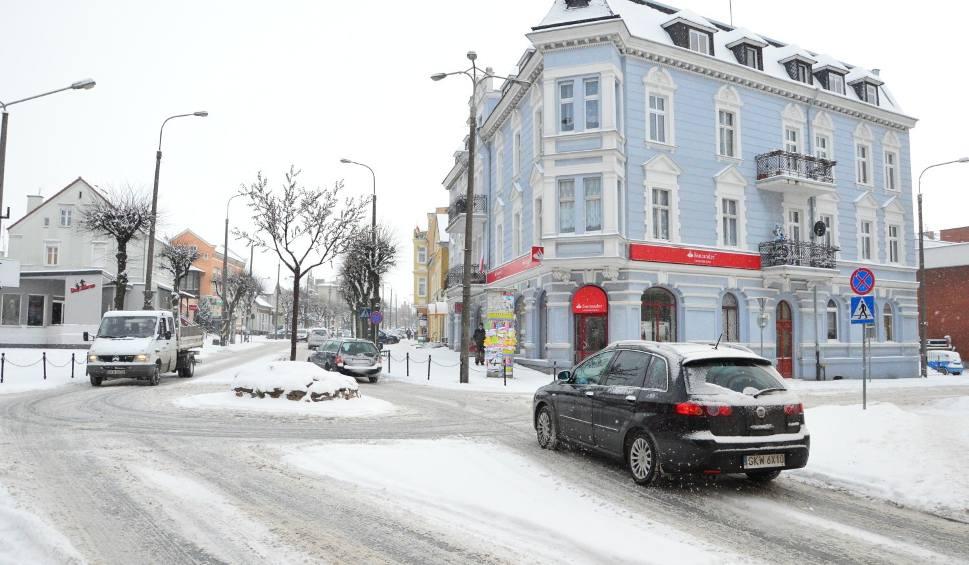 Film do artykułu: Zima wróciła do Kwidzyna! Miasto pod białą pierzyną [ZDJĘCIA/VIDEO]
