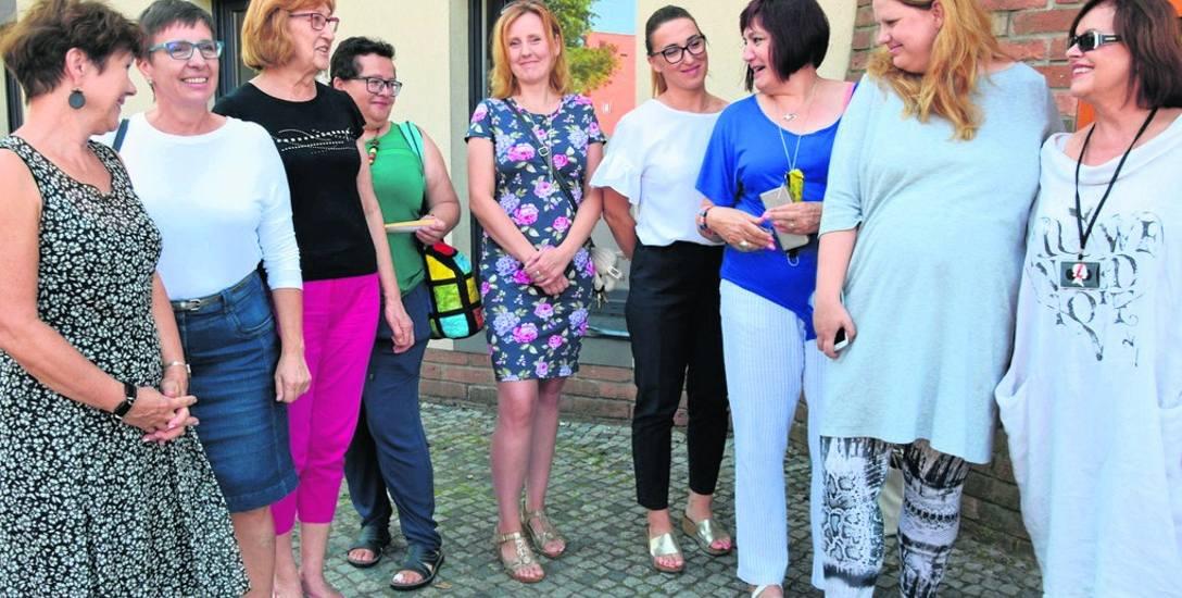 WybieraMy Kobiety zrzesza panie z całego województwa i z rozmaitych partii czy stowarzyszeń