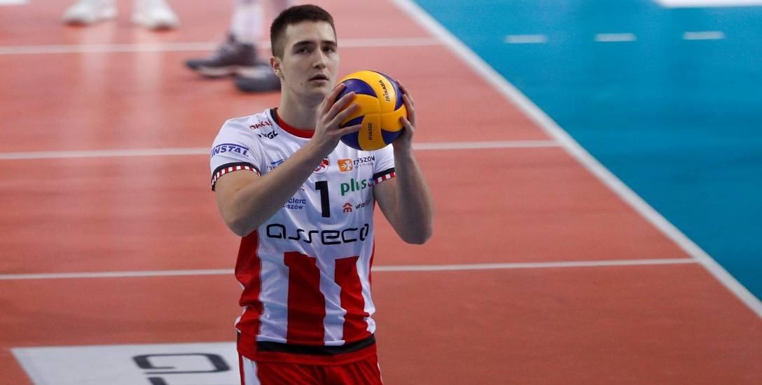 Łukasz Kozub bardzo się cieszy z powrotu do Resovii