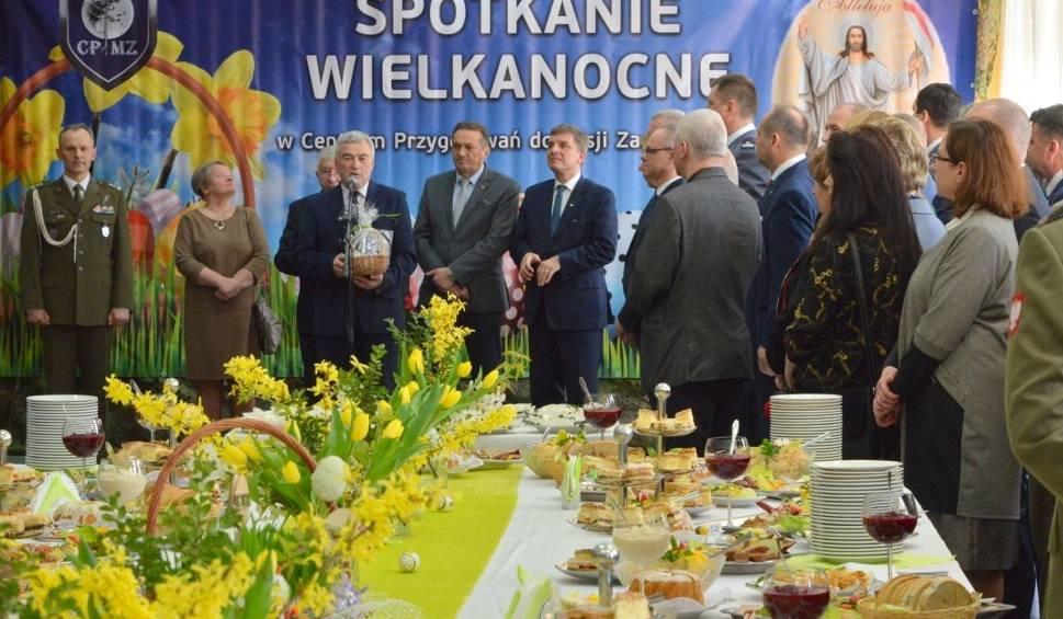 Film do artykułu: Spotkanie wielkanocne u żołnierzy na Bukówce w Kielcach