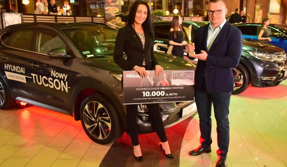 Film do artykułu: Hyundai Tucson skradł serca naszych czytelników i został TOP CAR 2018!