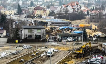 Tartak na Trasie Uniwersyteckiej w Bydgoszczy sam chce się eksmitować