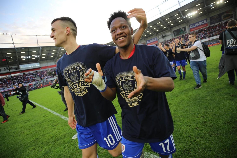 TOP 10 największych wzrostów wartości w Ekstraklasie