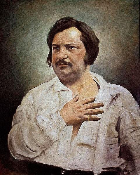 Honoriusz Balzak to jeden z najważniejszych twórców europejskiej powieści XIX wieku