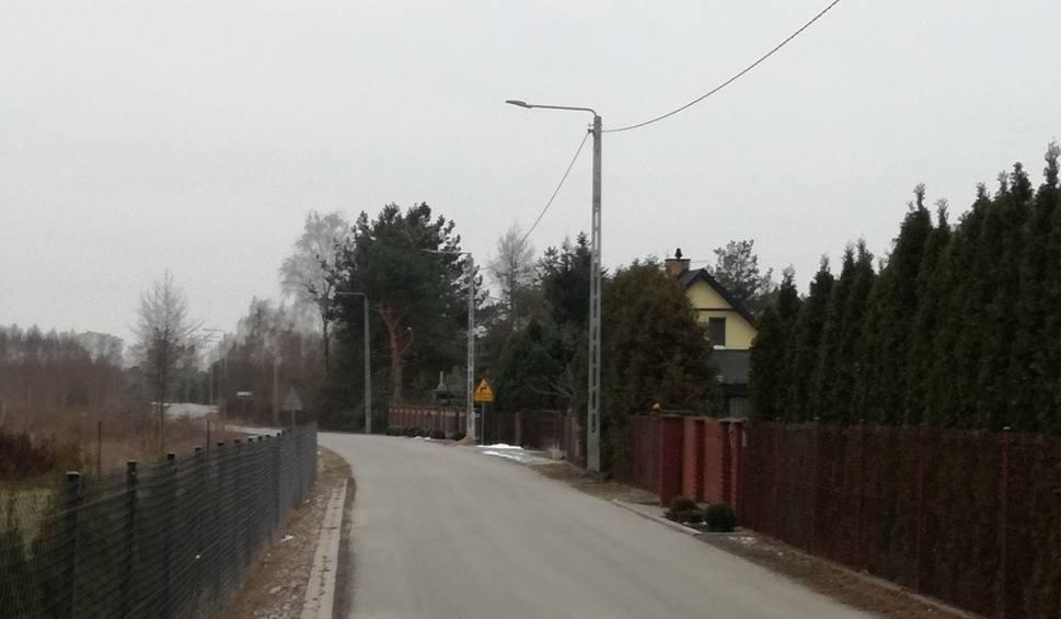 Film do artykułu: Oświetlenie ulic w gminie Skaryszew: oszczędność i bezpieczeństwo na drodze w Janowie