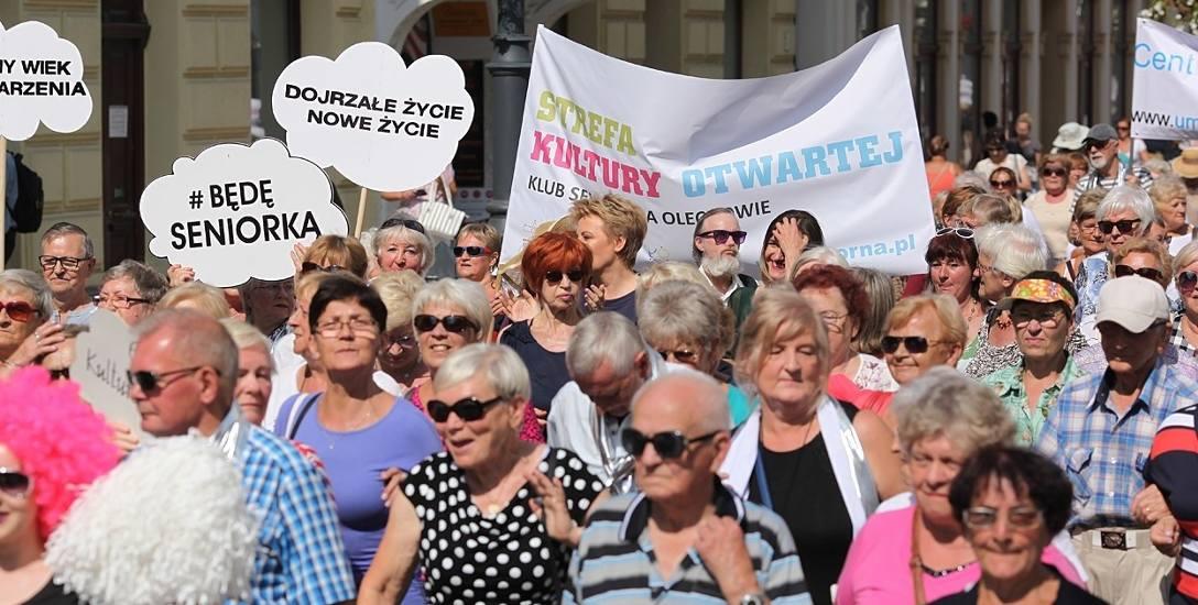 Seniorzy przejdą Pietryną