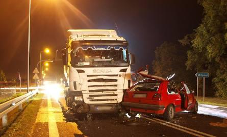 Zmarła jedna z osób rannych w wypadku w Wygodzie