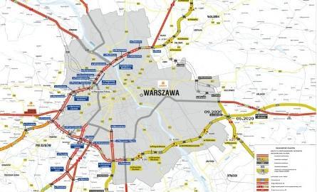 """Umowy na budowę ekspresowej """"siódemki"""" od Grójca do Warszawy podpisane"""