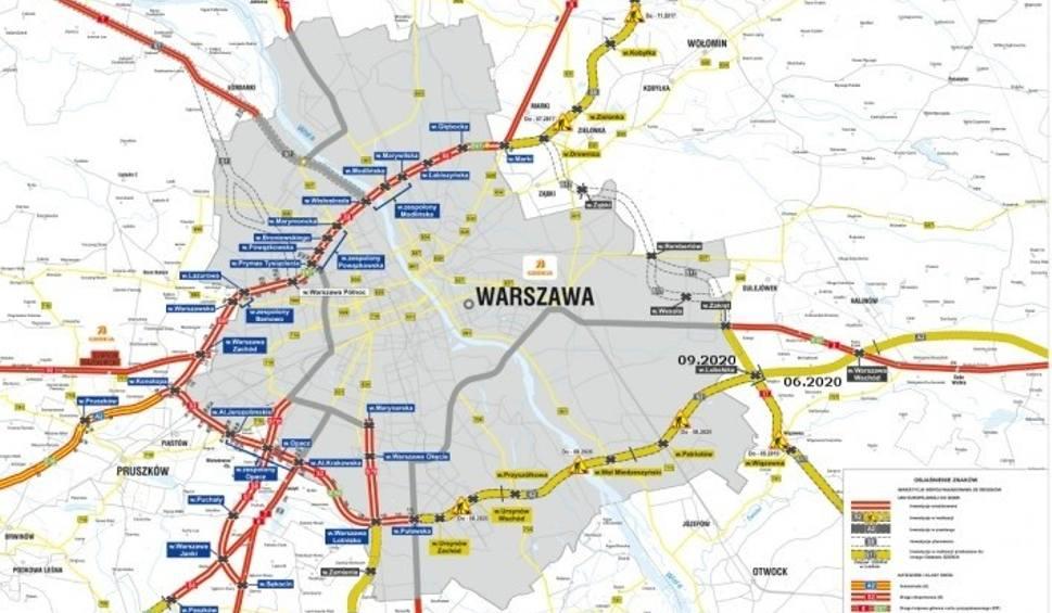"""Film do artykułu: Umowy na budowę ekspresowej """"siódemki"""" od Grójca do Warszawy podpisane"""