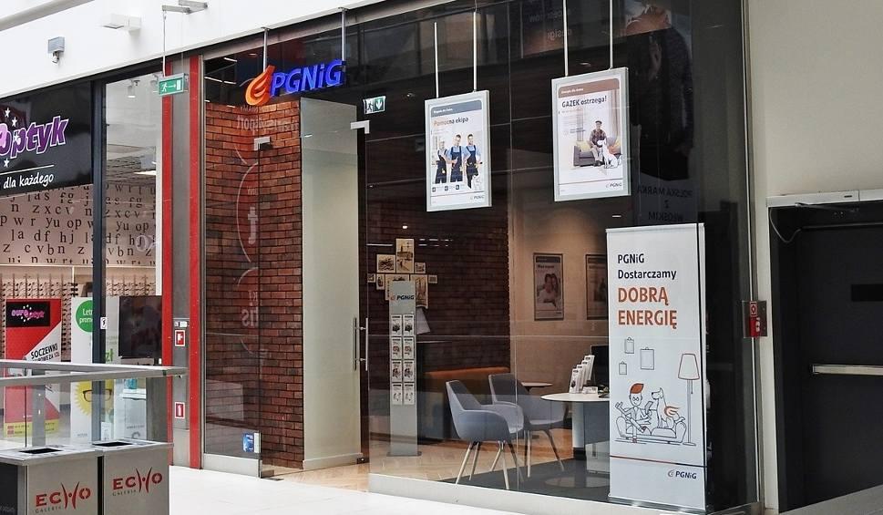 Film do artykułu: Biuro Obsługi Klienta PGNIG powstało w Galerii Echo w Kielcach