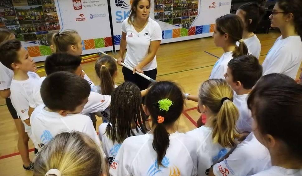 Film do artykułu: Maria Andrejczyk przygotowuje się do nowego sezonu. Wywiad z oszczepniczką Hańczy Suwałki (zdjęcia, wideo)