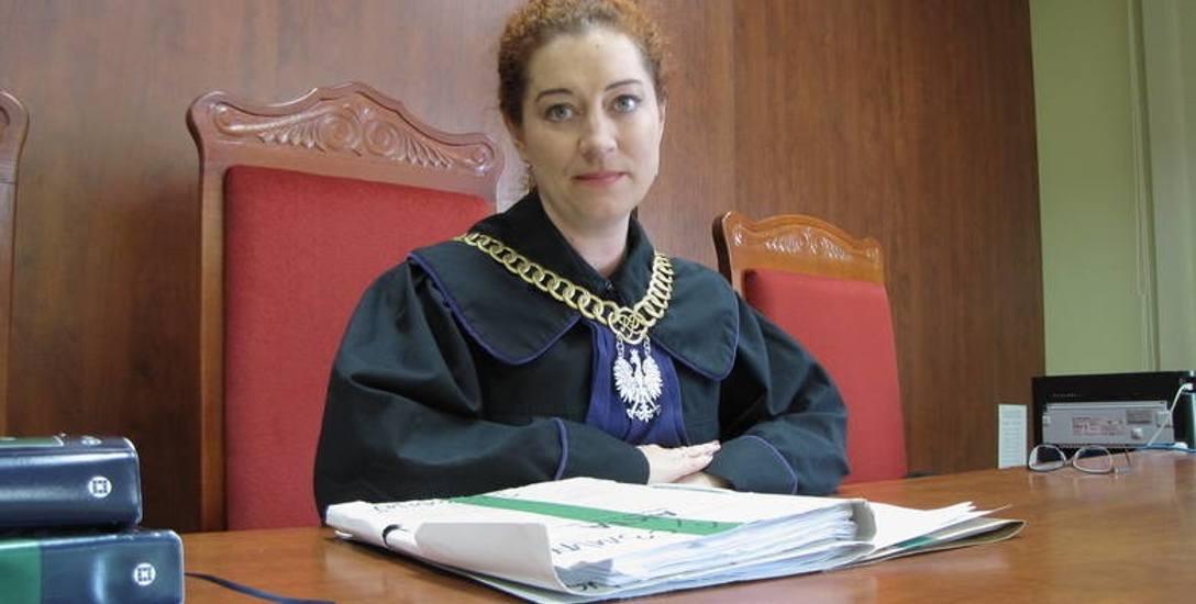 Sędzia Olimpia Barańska - Małuszek