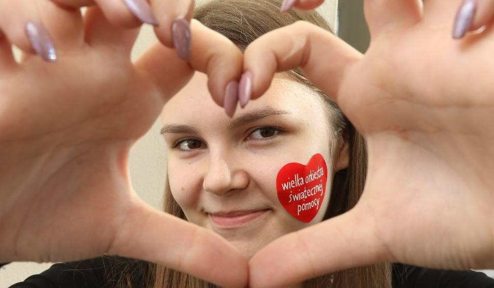 """Film do artykułu: Wiktoria Sobczyk z Łopuszna najskuteczniejszą wolontariuszką 28.Finału WOŚP w Świętokrzyskiem. """"Udało się dzięki waszym sercom"""""""