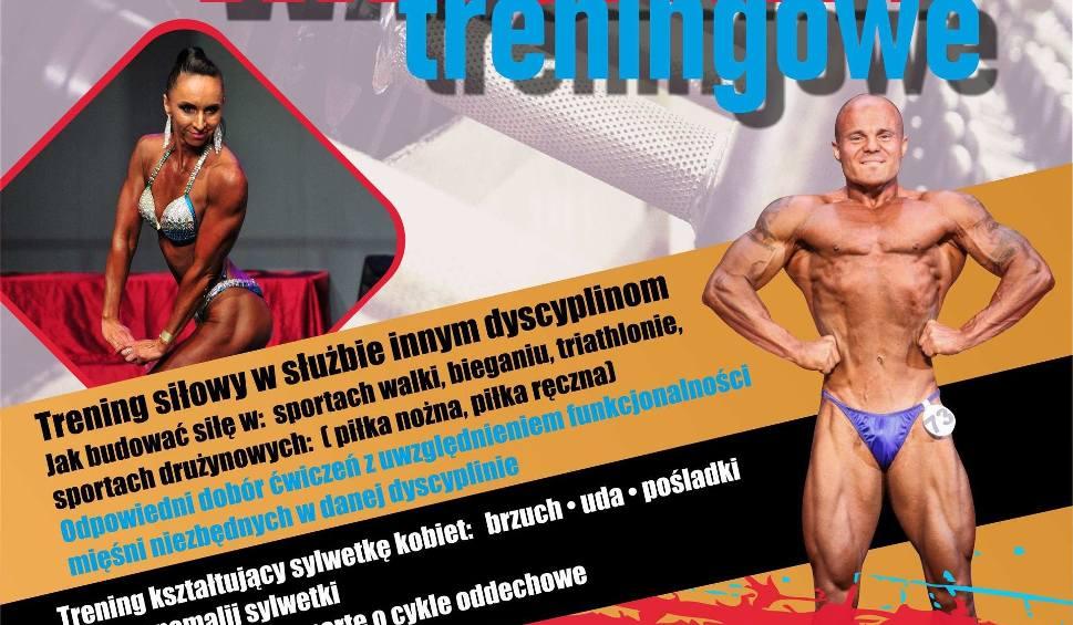 Film do artykułu: Gwiazdy kulturystyki w Sandomierzu. Będzie ciekawe szkolenie i konsultacje żywieniowo - suplementacyjne