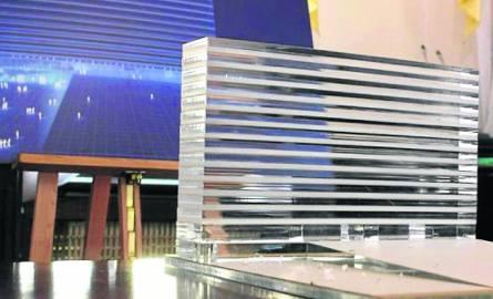 Koncepcja biurowca ze szklaną elewacją wygrała konkurs zorganizowany przez miasto w 2009 roku.
