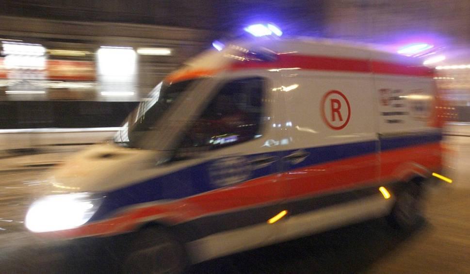 Film do artykułu: 50-letni mieszkaniec Nawarzyc przeciął sobie rękę szlifierką. Niedługo po operacji zmarł w szpitalu w Jędrzejowie
