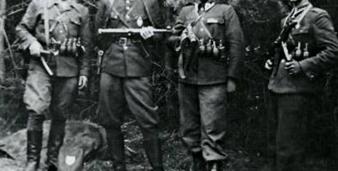 Żołnierze niepodległościowej partyzantki antykomunistycznej