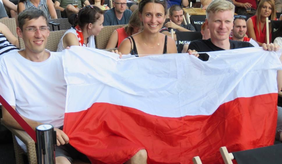 Film do artykułu: Polska - Szwajcaria w strefie kibica w Katowicach [ZDJĘCIA, WIDEO]
