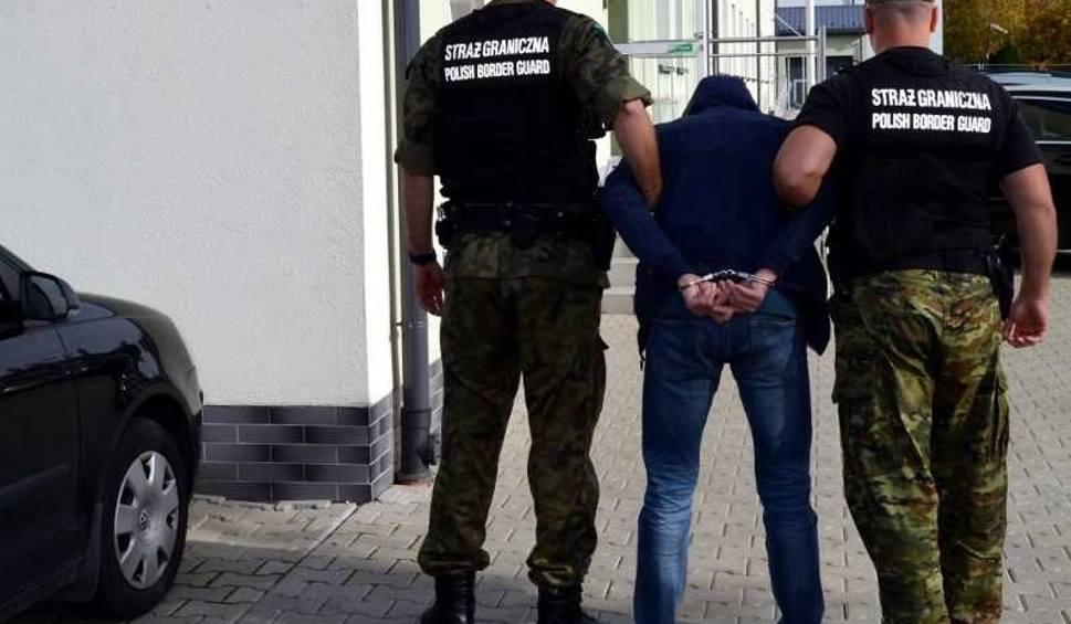 Film do artykułu: Przemycali ludzi z Ukrainy do Polski. Dwóch Polaków i Ukrainiec brali za wizy do 400 euro