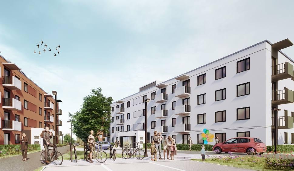 Film do artykułu: Tutaj powstaną pierwsze w regionie lokale w ramach programu Mieszkanie Plus
