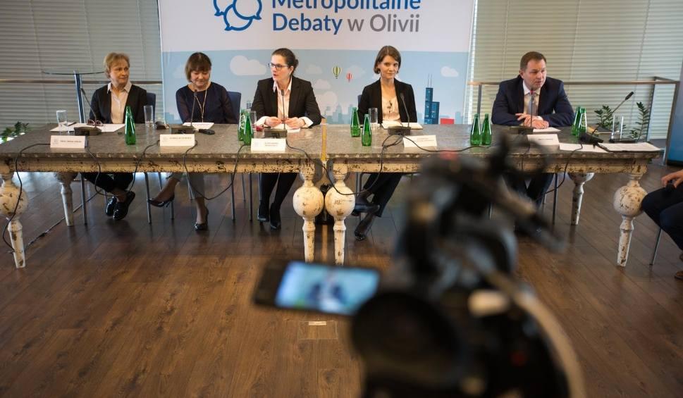 Film do artykułu: Trzecia debata metropolitalna w Olivia Business Centre. Metropolie zawsze są wielokulturowe, kolorowe i otwarte na inność