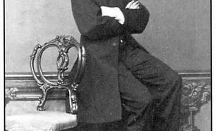 Edward Woyniłłowicz w czasach studenckich